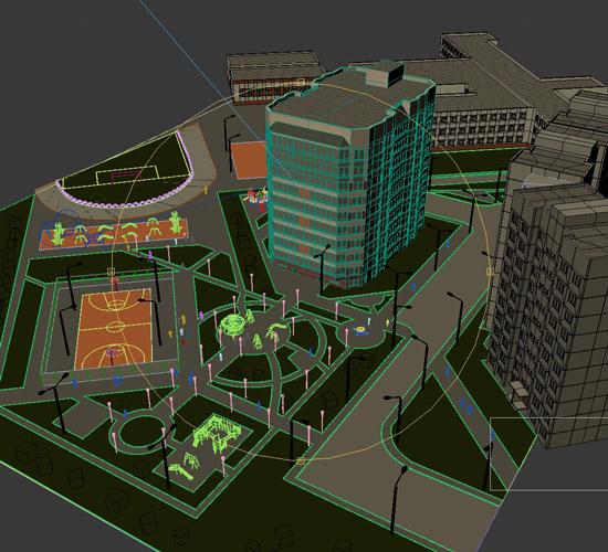 архитектурное моделирование