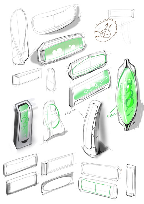 bio-sketch
